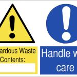 Handling Hazardous Waste